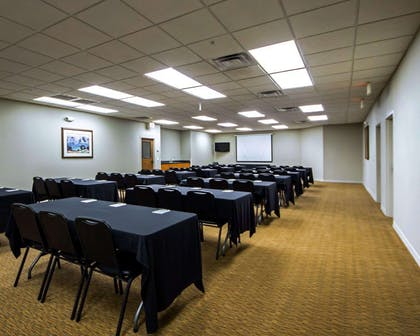 Meeting room | Sleep Inn & Suites Edmond near University