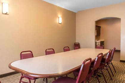 Meeting room | Comfort Suites Scranton near Montage Mountain