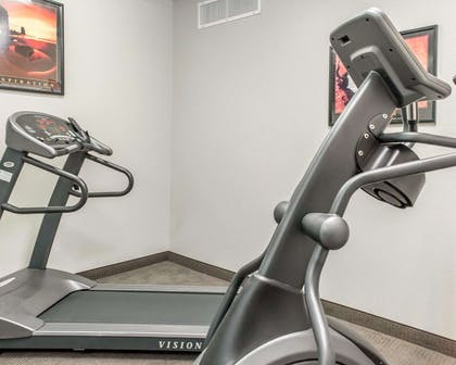 Fitness center | MainStay Suites Pittsburgh Airport