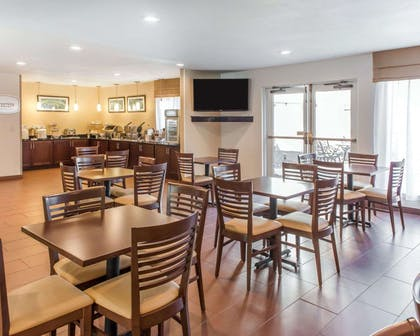 Free hot breakfast | MainStay Suites Pittsburgh Airport