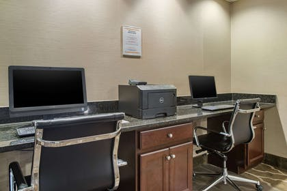 Business center | Comfort Suites Bethlehem Near Lehigh University and LVI Airport