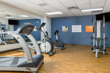 Fitness center | Comfort Suites Bethlehem Near Lehigh University and LVI Airport