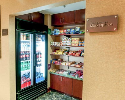 Hotel marketplace | Comfort Suites
