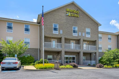 Hotel exterior | MainStay Suites Grantville - Hershey North