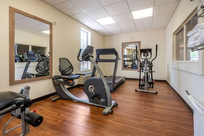 Fitness center | MainStay Suites Grantville - Hershey North