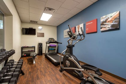 Fitness center | Comfort Suites Near Gettysburg Battlefield Visitor Center