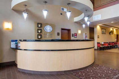 Front desk | Comfort Suites Near Gettysburg Battlefield Visitor Center