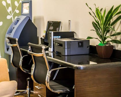 Business center with high-speed Internet access | Sleep Inn & Suites