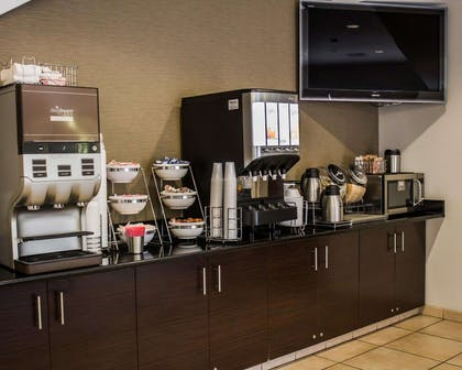 Free coffee | Sleep Inn & Suites