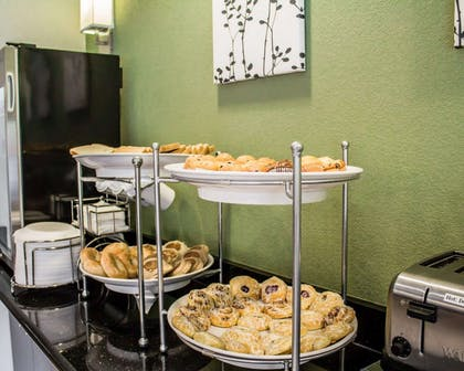Assorted breakfast items | Sleep Inn & Suites