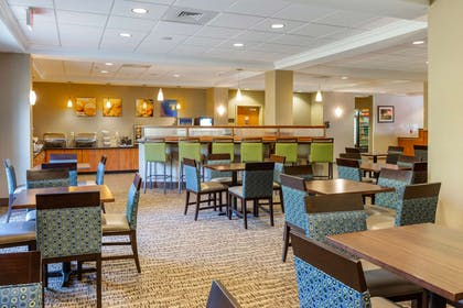 Breakfast area   Comfort Suites Amish Country