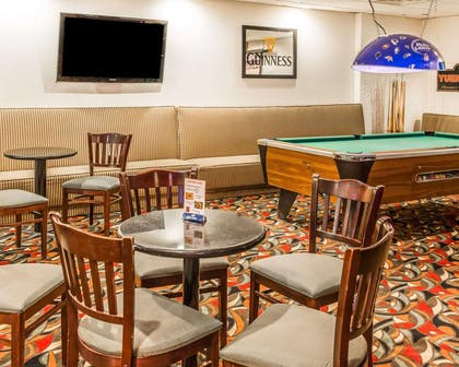 Hotel lounge | Quality Inn & Suites