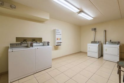 Guest laundry facilities | Quality Inn & Suites Conference Center
