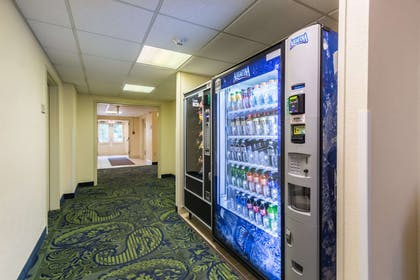 Hotel vending area | Quality Inn & Suites Conference Center