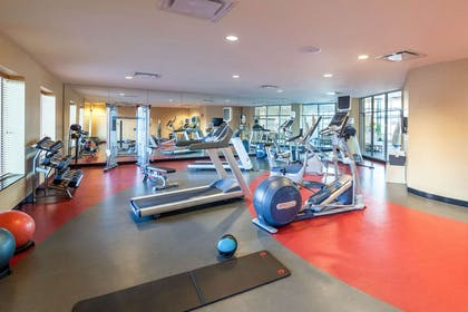 Fitness center | Cambria Hotel Pittsburgh - Downtown