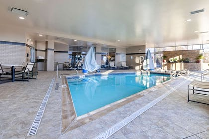 Relax by the pool | Cambria Hotel Pittsburgh - Downtown