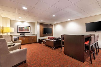 Hotel lounge area | Cambria Hotel Pittsburgh - Downtown