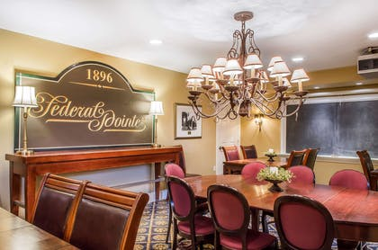 Meeting room | Federal Pointe Inn, an Ascend Hotel Collection Member