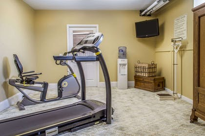Fitness center | Federal Pointe Inn, an Ascend Hotel Collection Member