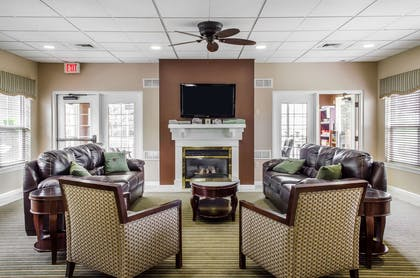 Hotel lobby | Bluegreen Vacations at Hershey, Ascend Resort Collection