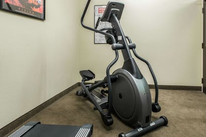 Exercise room with cardio equipment   Sleep Inn & Suites Pittsburgh