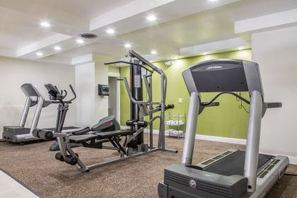Fitness center | Quality Inn & Suites Middletown - Newport