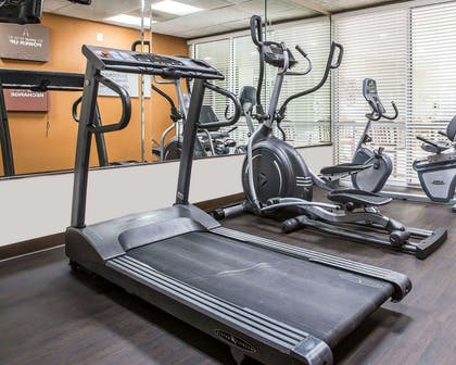Fitness center | Comfort Suites Anderson