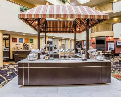 Free hot breakfast | Comfort Suites Anderson