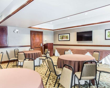 Conference room | Comfort Suites Sumter
