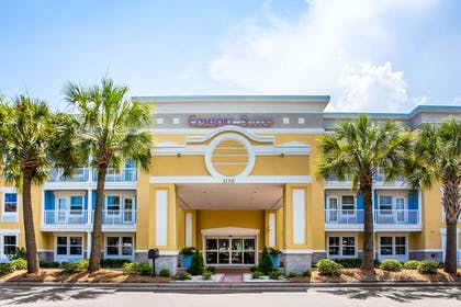 Comfort Suites | Comfort Suites at Isle Of Palms Connector