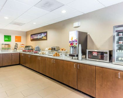 Assorted breakfast items | Comfort Suites at Isle Of Palms Connector
