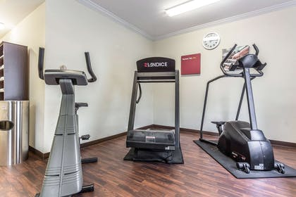 Fitness center | Comfort Suites Myrtle Beach Central