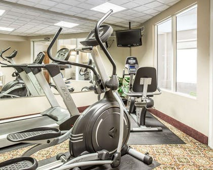 Exercise room | Comfort Inn & Suites Walterboro I-95
