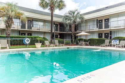 Outdoor pool   Quality Inn & Suites