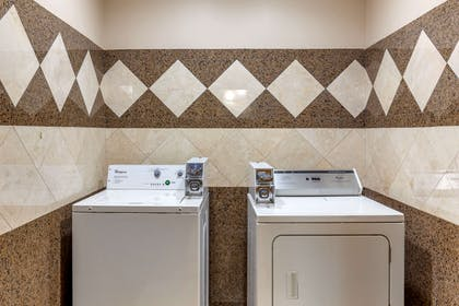Guest laundry facilities   Comfort Inn At the Park