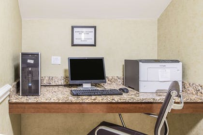 Business services available | Comfort Inn & Suites Greenwood near University