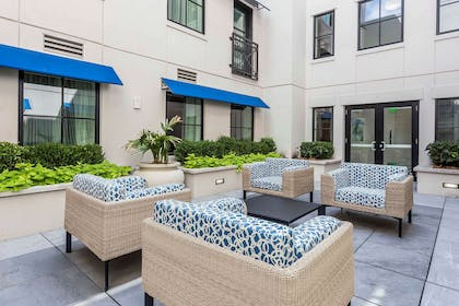 Patio | Bluegreen Vacations King St. Resort, Ascend Hotel Collection
