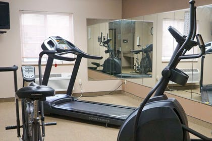 Exercise room | Quality Inn & Suites Watertown