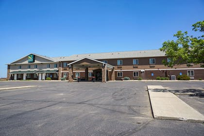 Hotel exterior | Quality Inn & Suites Watertown