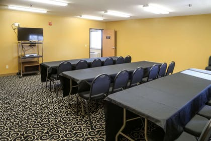 Meeting room | Quality Inn & Suites Watertown