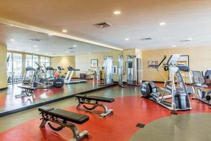 The Refresh area offers a state-of-the-art fitness center | Cambria Hotel Rapid City near Mount Rushmore