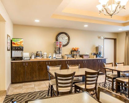 Breakfast counter | MainStay Suites