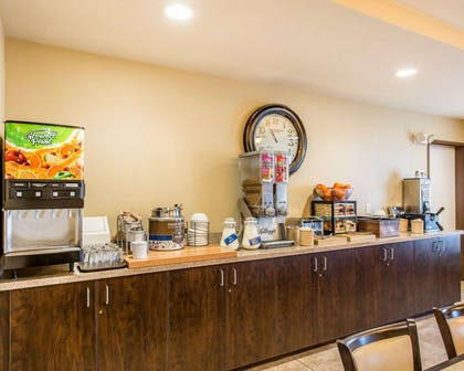 Breakfast area | MainStay Suites