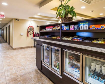 Hotel convenience store | MainStay Suites