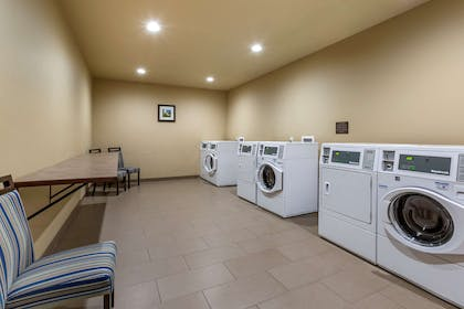 Guest laundry facilities | Comfort Inn & Suites Near Mt. Rushmore