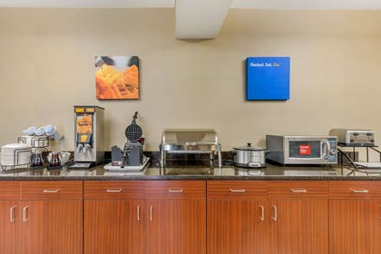 Breakfast bar | Comfort Inn Lenoir City