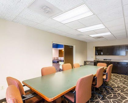 Meeting room | Comfort Suites Cookeville