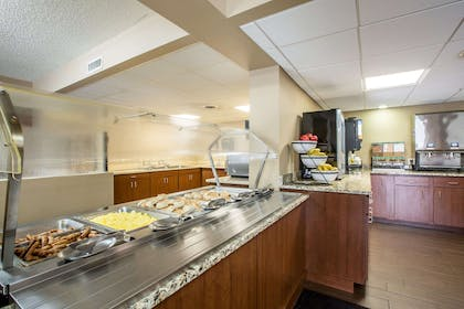 Hot and cold breakfast buffet | Comfort Inn & Suites At Dollywood Lane