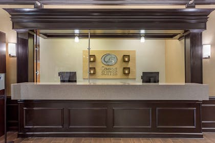 Front desk | Comfort Suites At Rivergate Mall