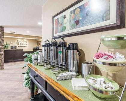 Free coffee available 24-hours | Mainstay Suites Chattanooga